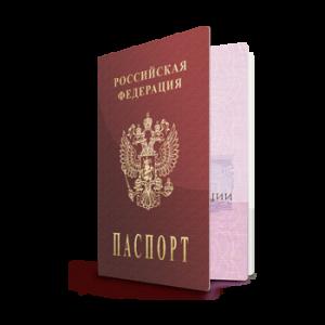 Паспорт законного представителя (родителя, опекуна и пр.) для несовершеннолетнего
